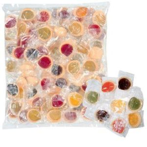 Sucettes COQUILLAGES, 100 env