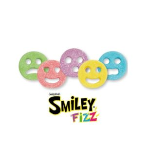 Smiley fizz, 500gr LUTTI